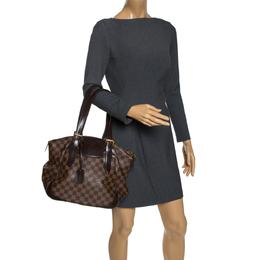 Louis Vuitton Damier Ebene Canvas Verona MM Bag 274426