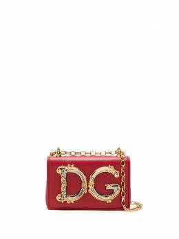 Dolce&Gabbana мини-сумка DG Girls BI1398AW070