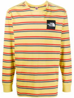 The North Face striped T-shirt NF0A4C9ICNU41