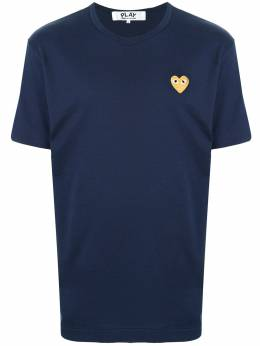 Comme Des Garcons Play embroidered logo T-shirt AZT216051