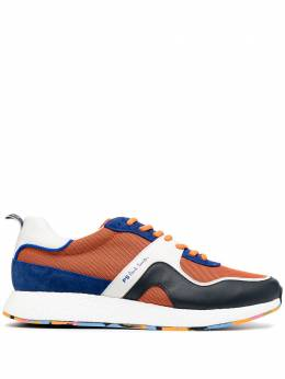 Ps by Paul Smith logo colour-block sneakers M2SJET06AMES