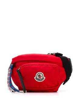 Moncler поясная сумка с нашивкой-логотипом F109B5M7000002SA9
