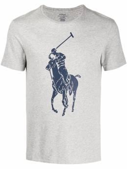 Polo Ralph Lauren футболка с принтом Big Pony 710796092005