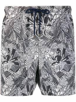 Missoni Mare плавки-шорты с абстрактным принтом MUP00012BW007V