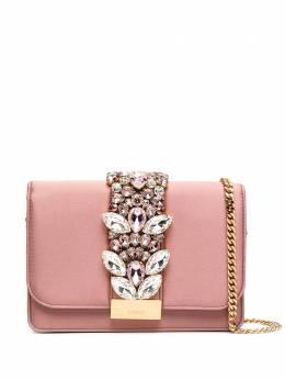 Gedebe сумка через плечо с кристаллами CLYKYSATIN