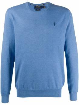 Polo Ralph Lauren джемпер с вышитым логотипом 710744679019