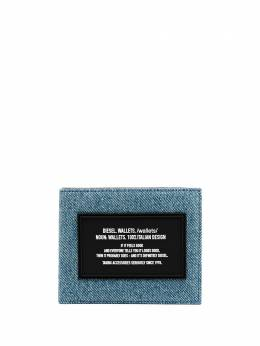 Diesel джинсовый бумажник X06776P0954