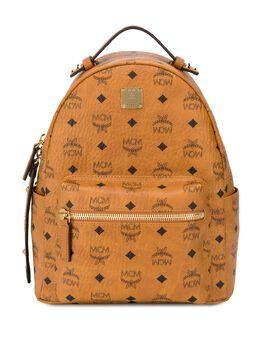 MCM рюкзак Stark с логотипом MMKASVE27