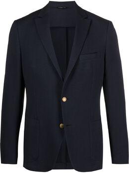 Tonello фактурный пиджак 06G711Y3085