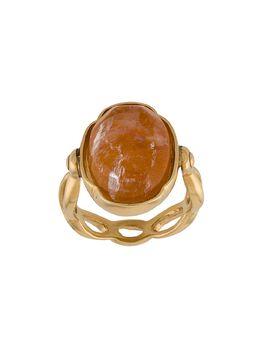 Goossens овальное кольцо Cabochons GOH13RI044