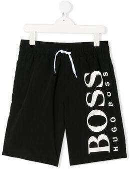 Boss Kids плавки-шорты Quick Dry с логотипом J2465009B