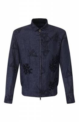 Льняная куртка Giorgio Armani 3HSB64/SN53Z