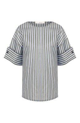 Хлопковая блузка Tela 02 3260 01 9969