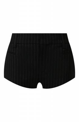 Шерстяные шорты Saint Laurent 621973/Y127W