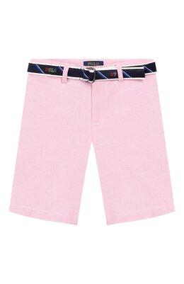 Хлопковые шорты Polo Ralph Lauren 321785719
