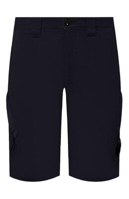 Хлопковые шорты C.P. Company 08CMBE211A-005694G
