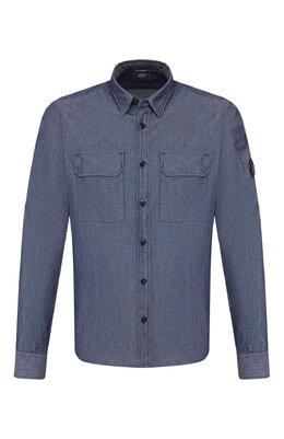 Хлопковая рубашка C.P. Company 08CMSH165A-005305W