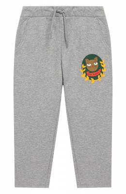 Хлопковые брюки Mini Rodini 20230157