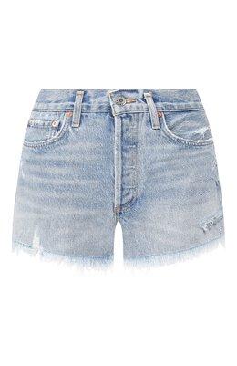 Джинсовые шорты Agolde A026-811
