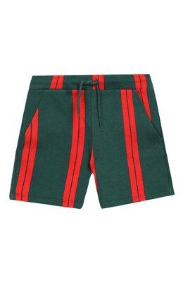 Хлопковые шорты Mini Rodini 20230147