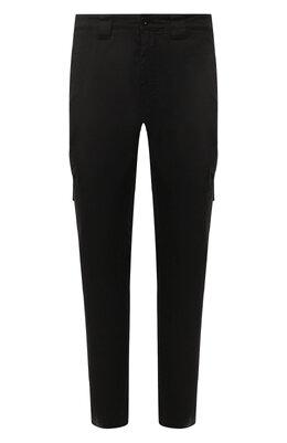 Хлопковые брюки-карго C.P. Company 08CMPA209A-005694G