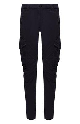 Хлопковые брюки-карго C.P. Company 08CMPA119A-005694G