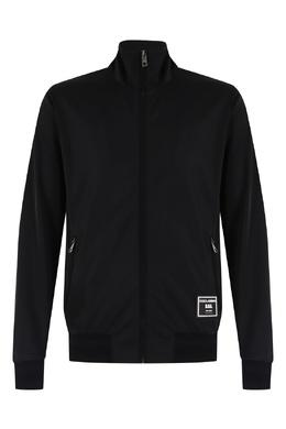 Спортивная куртка черного цвета Dolce&Gabbana 599189805
