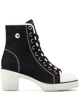Giuseppe Zanotti Design ботинки Nidir на шнуровке RS00044001