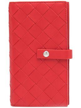 Bottega Veneta чехол для iPhone Х с плетением intercciato 610246VCPP3
