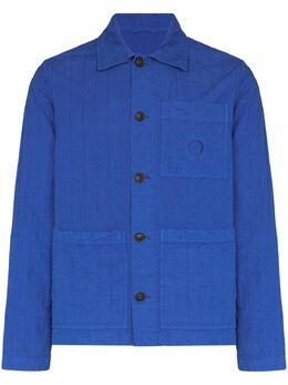 Craig Green полосатая куртка Chore CGSS20CWOJKT06