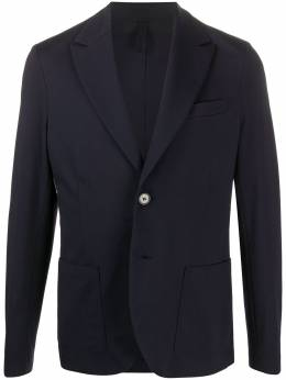 Harris Wharf London fitted single-breasted blazer C8P23PXL