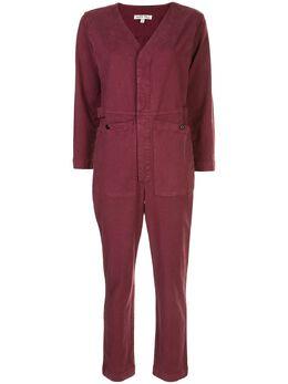 Alex Mill utility long sleeve jumpsuit WP172267