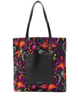 Ps by Paul Smith сумка на плечо с цветочным принтом W2A5849AEARTH