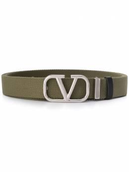 Valentino Valentino Garavani VLOGO buckle belt TY0T0R45QVP