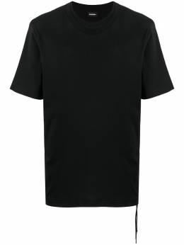 Diesel футболка узкого кроя 00SEG60DAWM
