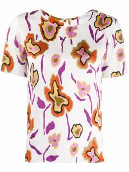 Ps by Paul Smith футболка с короткими рукавами и цветочным принтом W2R089MA30560