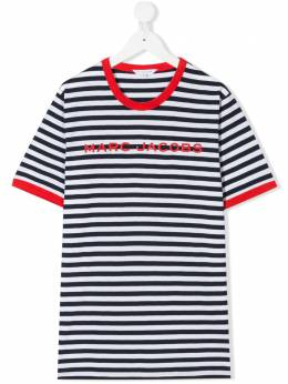 Little Marc Jacobs striped T-shirt W25421V21