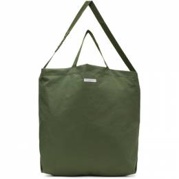 Engineered Garments Green Carry All Tote 20S1H015