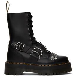 Dr. Martens Black Stud Jadon Hi Boots R25761001