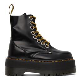 Dr. Martens Black Jadon Max Boots R25566001