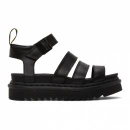 Dr. Martens Black Blaire Sandals R24191001