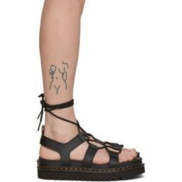 Dr. Martens Black Nartilla Sandals R24641001