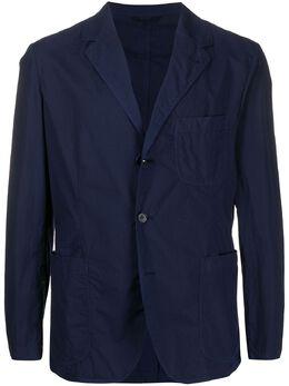 Aspesi пиджак строгого кроя CJ65G329