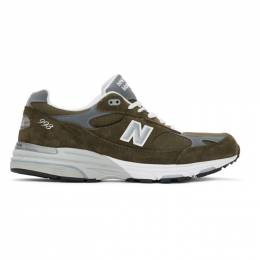 New Balance Khaki 993 Sneakers MR993MG