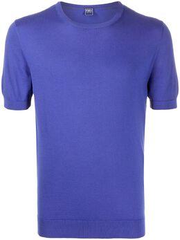 Fedeli футболка с круглым вырезом 3UEF5999