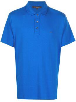 Michael Kors рубашка-поло с короткими рукавами CS95FGV20B