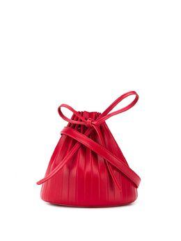 Mansur Gavriel сумка-ведро со складками WR20H002KQ