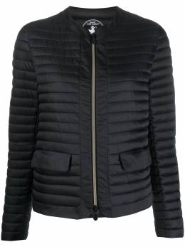 Save The Duck стеганая куртка без воротника D3851WIRISX