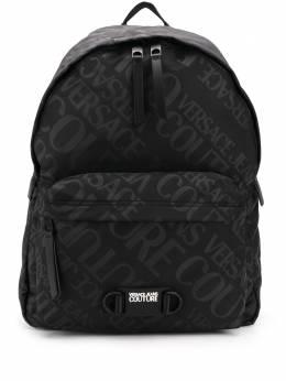 Versace Jeans Couture рюкзак с логотипом E1YVBB5471505