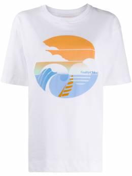 See By Chloe футболка с логотипом CHS20UJH31110